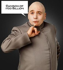 Dr Evil 700 Billion