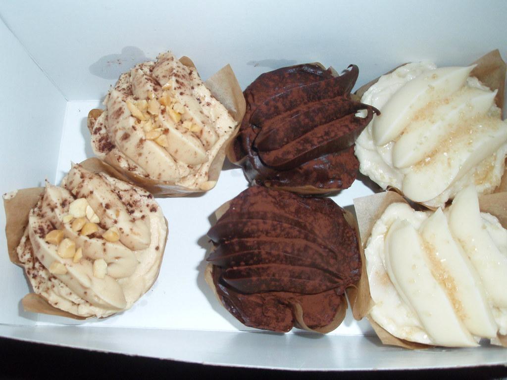 Sweet Revenge cupcakes