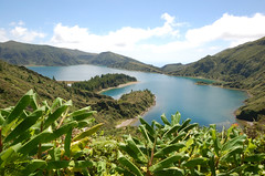 DSC_0498 (Torpe) Tags: sea summer forest island mar holidays falls verano isla vacaciones vulcano azores aores volcan