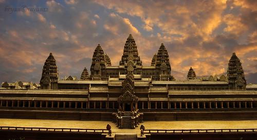 angkor wat temple. Angkor Wat Temple