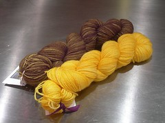 Little Giraffe Yarn