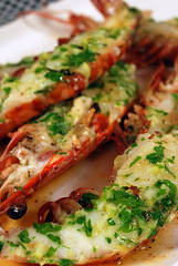 grilled prawns© by Haalo