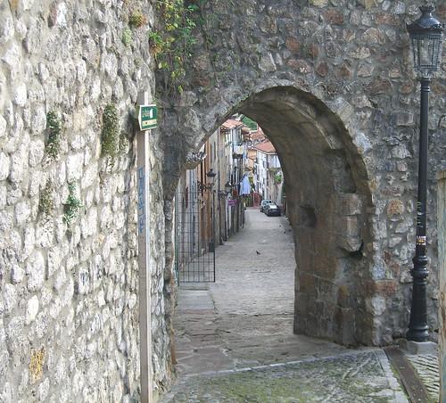 Medieval Laredo Streets