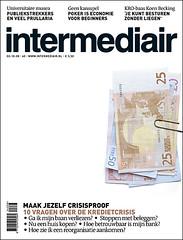 magazine cover finance crisis (jaap!) Tags: money art magazine design euro bank direction cover director financial problems crisis jaap biemans recession coverdesign