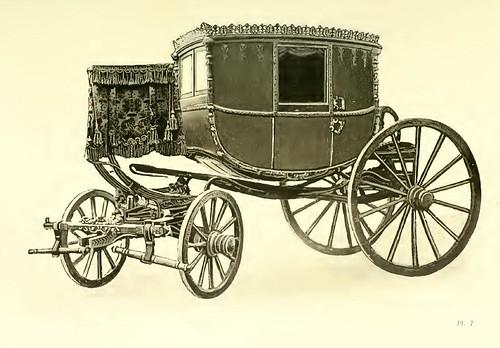 004-Berlina de gala epoca Imperio siglo XIX