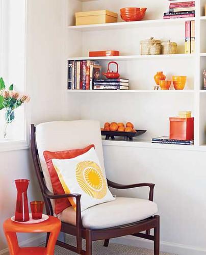 orange nook