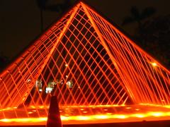 piramide de agua