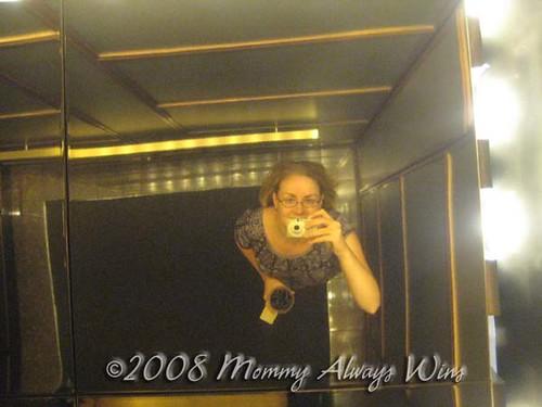 Fun in an elevator