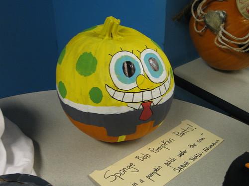 Delao Blog Spongebob Pumpkin