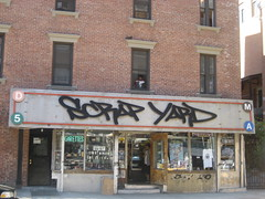 Scrap Yard, Inc. Store by SliceofNYC, on Flickr