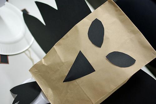 Paper Bag Bat