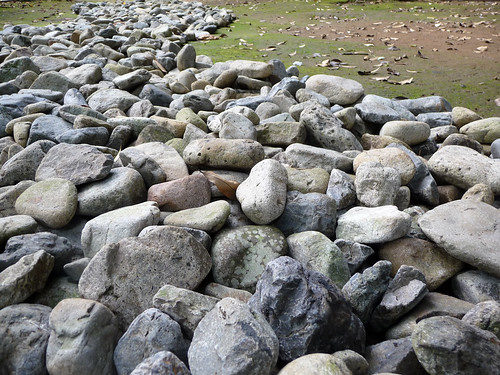 """""""Riverbed  cross the riverbed"""" by Yoko Ono - 11"""