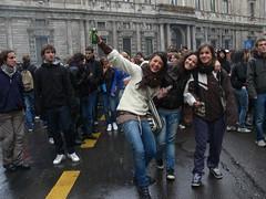 P1340098 (waltermo) Tags: milano studenti sciopero londa occupazione