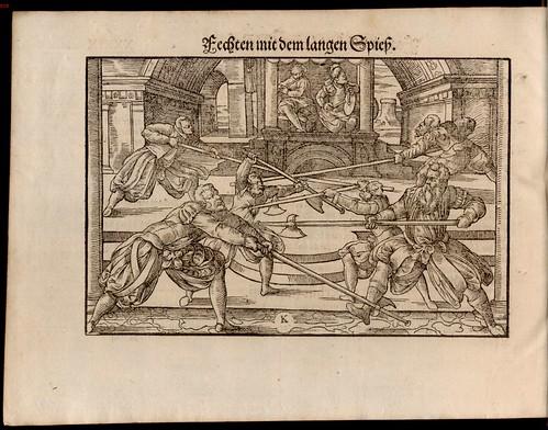 Joachim Meyer - Gründtliche Beschreibung des Fechtens 1570j