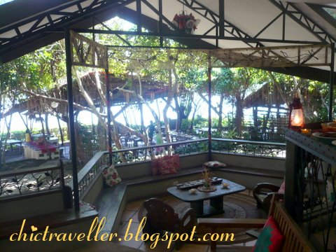 Bohol Bee Farm Dining Area