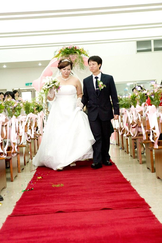 新竹|敬業蘊玲迎娶婚禮宴客 @3C 達人廖阿輝