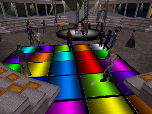 NMC On the Dance Floor