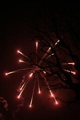 Burst (Helena 87) Tags: fireworks november5th hovecricketground