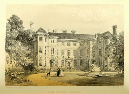 011- Ham House- Surrey- siglo XVII