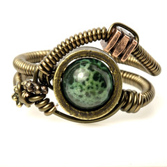 Steampunk Jewelry (Catherinette Rings Steampunk) Tags: fiction canada fashion metal wire punk artist industrial technology mechanical artistic quebec designer handmade montreal daniel victorian wrapped jewelry science bijoux retro steam ring jewellery rings fantasy copper scifi mysterious bead organic steamed etsy artisan geekery steampunk neovictorian gemstone futurist proulx catherinetterings steampunkrings danielproulx
