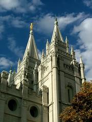 Temple (ribizlifozelek) Tags: tower church temple utah ut saltlakecity slc lds