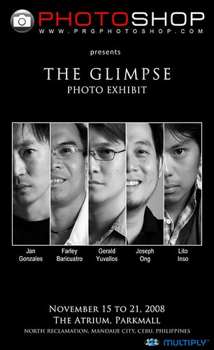 the glimpse poster