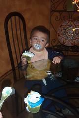 cupcake face