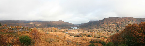 Ladies View, Ring of Kerry, Ireland