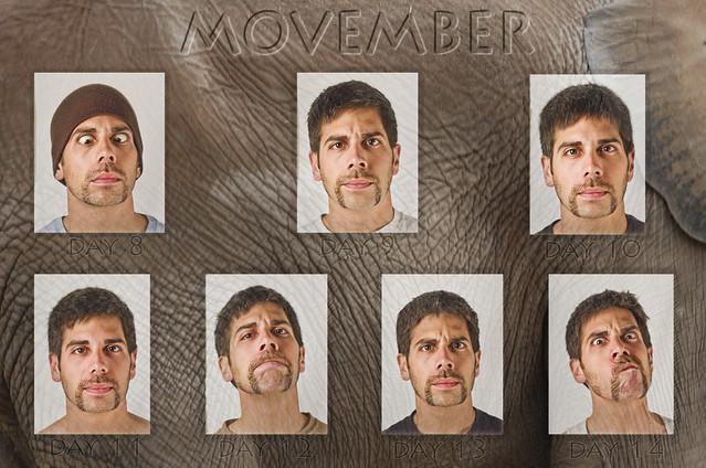 Movember - Week2 by menno-indian