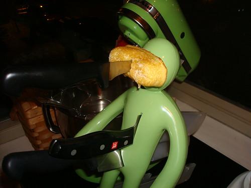 Twinkie #14: Impaled!