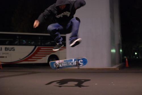 Heel Flip