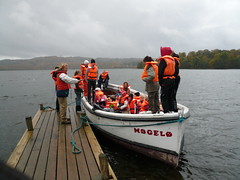 AUTUMN, DENMARK (LARSERAQ) Tags: autumn camp color denmark boat rowing aarhus rowingboat juls friskole aarhusfriskole mgel larseraq autumcamp panasonicdmclumixlx3 larsmadfar larsmarcussen