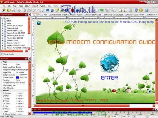 3073159702 cf397202d8 o AutoPlay Media Studio   Phần mềm tạo file AIO tốt nhất hiện nay