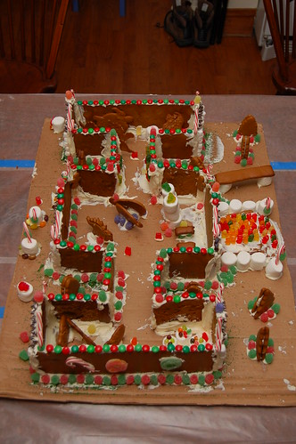 Gingerbread 2008 - Entire Museum Complex