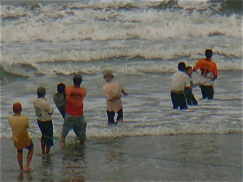 San Clemente-fishermen
