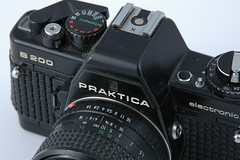Praktica B 200 (Andrys Stienstra) Tags: camera praktica mycameracollection cameracollecting