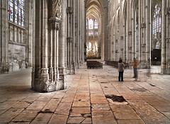 Fantasmas en la catedral