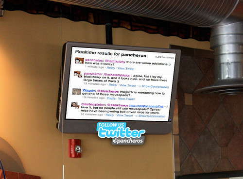 Pancheros Twitter