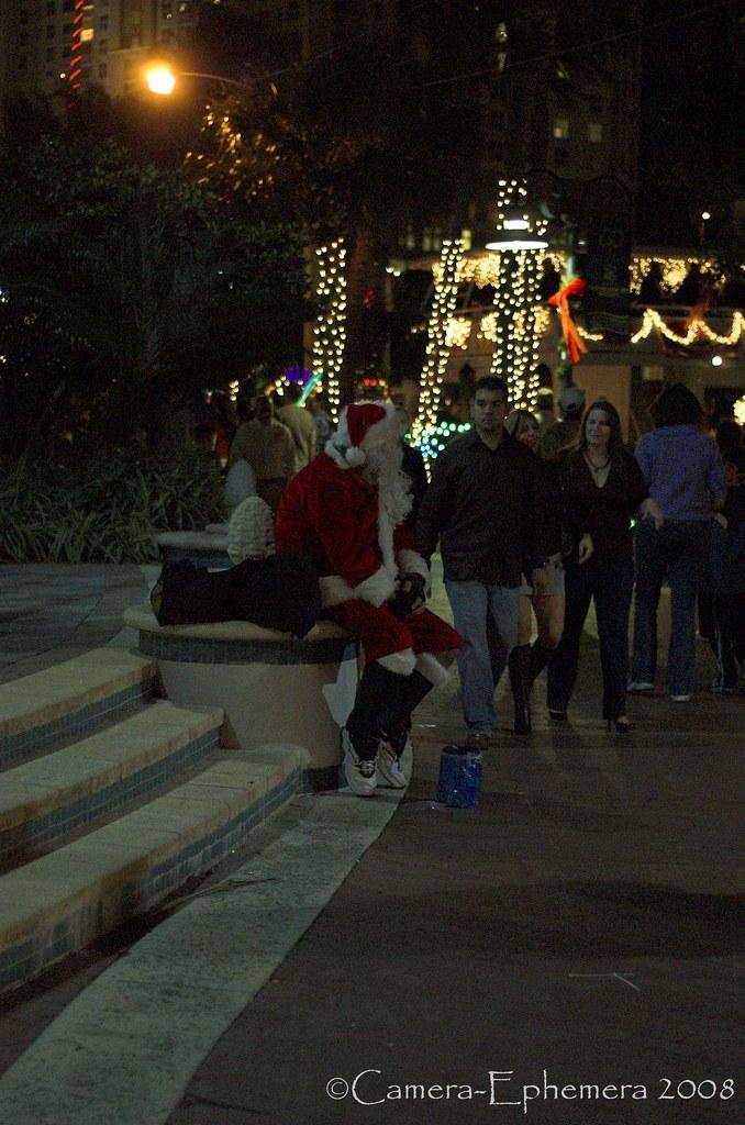 Homeless Santa 2