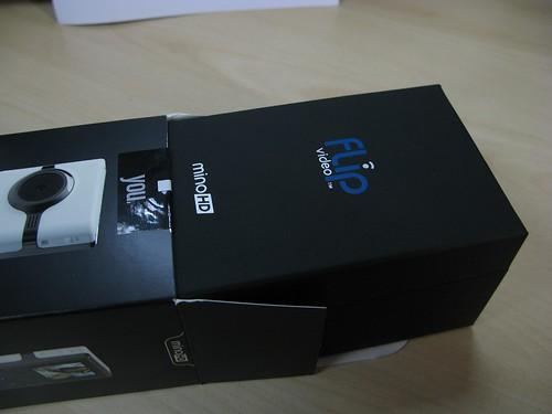 caja flip mino HD