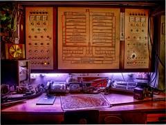 Dispatcher Panel (Batram) Tags: nuclear bunker ddr hdr atom mfs stasi codename dispatcher frauenwald batram ministeriumfürstaatssicherheit trachtenfest stasibunker