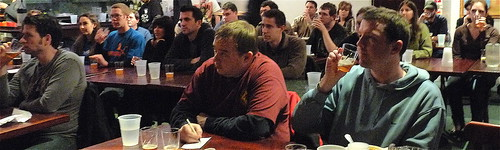 "Serious About Beer ;""Beer Judging 101"" Class During SF Beer Week"