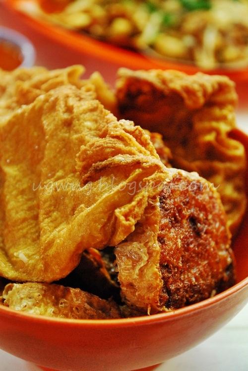 Fried Yong Tow Fow a.k.a Yong Liew
