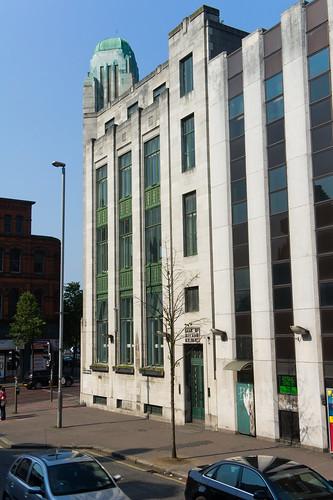 Belfast - Art Deco (Bank Of Ireland Building)