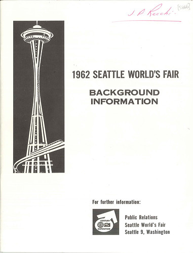 World's Fair background information, 1962