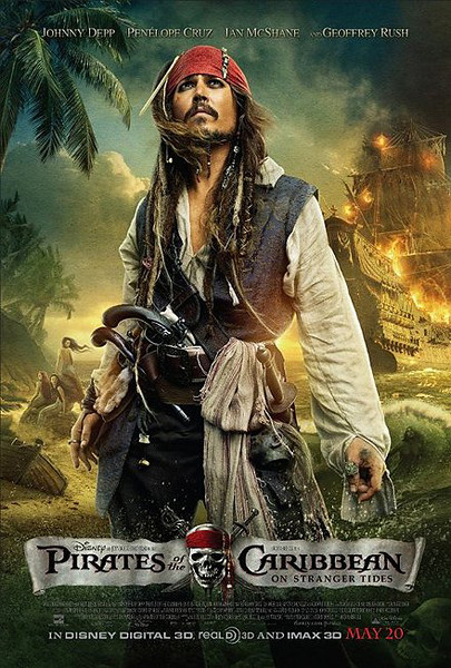 Pirates of the Carribean - On Stranger Tides