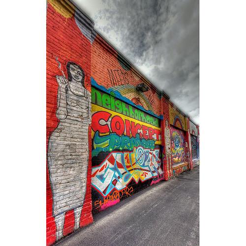 Clarion Alley, SFO