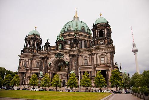Старые фотографии Берлина