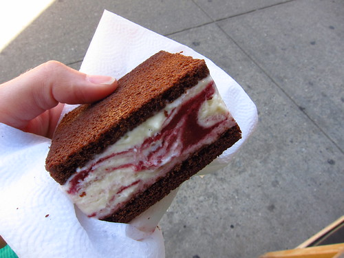 Three Tarts Ice Cream Sandwich