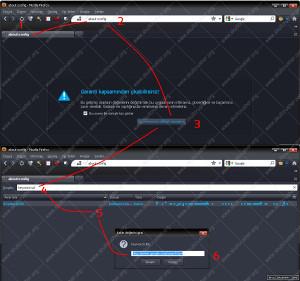 Ask.com Olan Varsayılan Arama Motorunu Eski Haline Getirme [Firefox + IE]